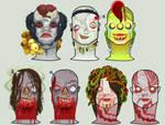last avatars - rip suckas by magaly