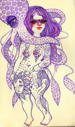 octo-tato by magaly
