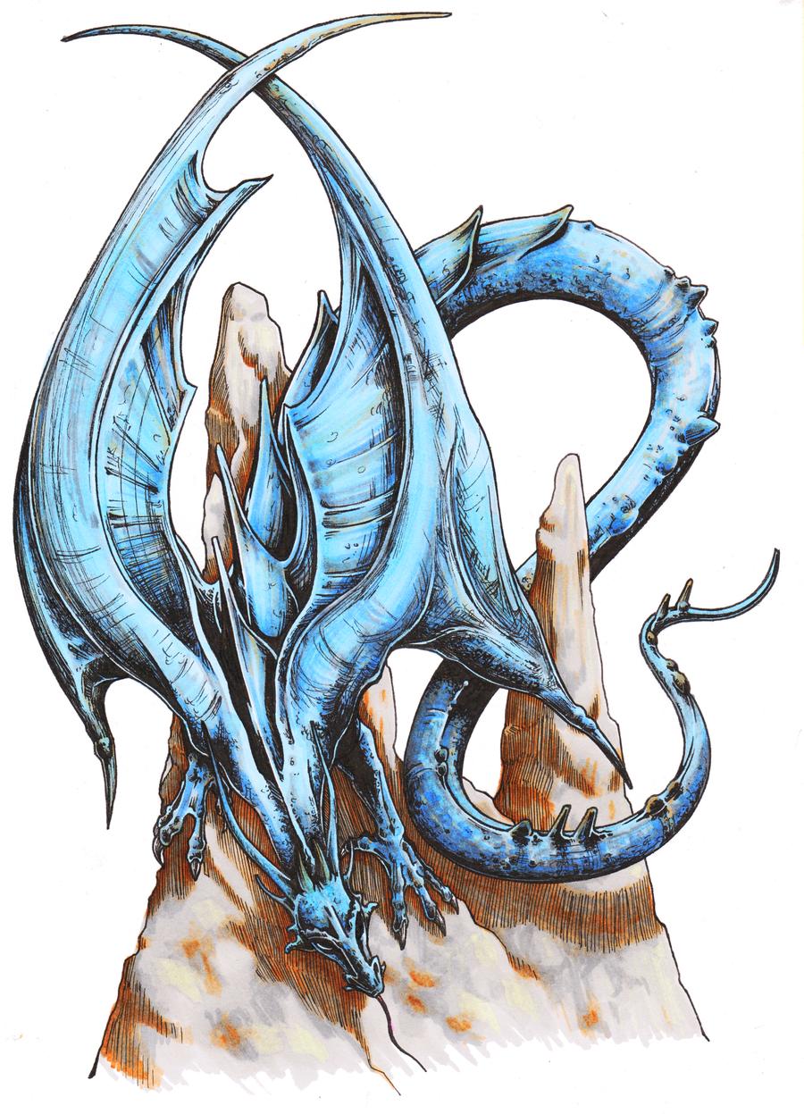 Drake  Dragon Types  Basic Dragon Information  The