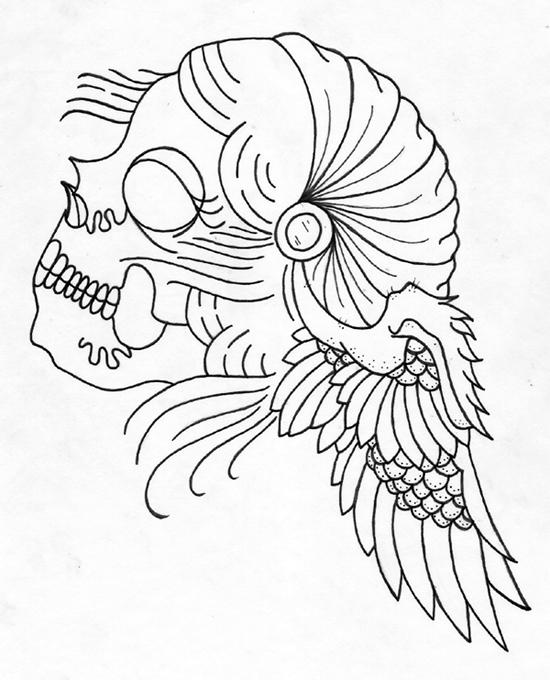 how to draw a gypsy