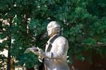 George Mason in Bronze