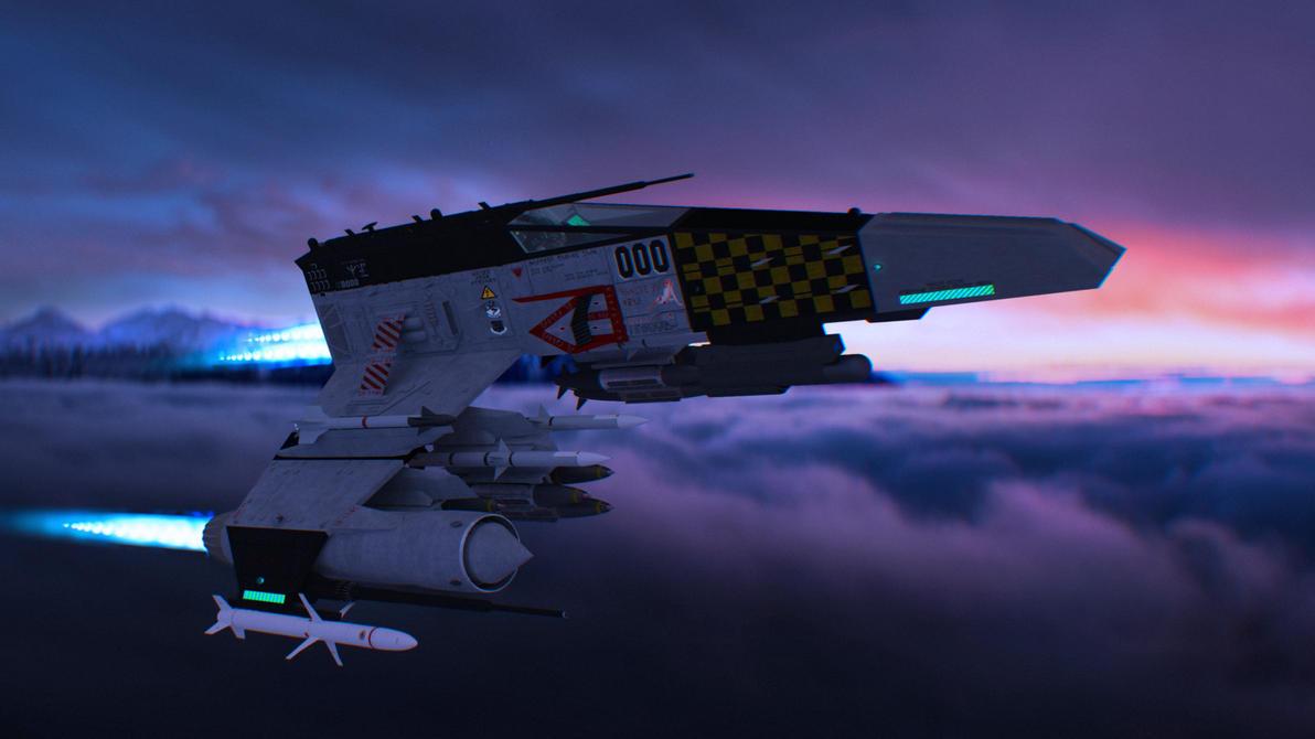 E-Wing Revamp by ChrisNs