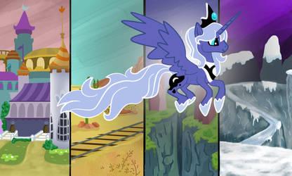 Princess of the bats AU 3