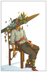 Dreaming Of Plants by yoyokat55
