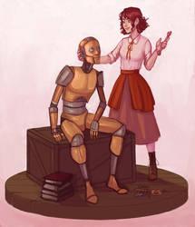 Henry and Annabella: Rework by yoyokat55