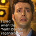 David Tennant Icon 1 by pfeifhuhn