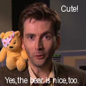 David Tennant Icon 3 by pfeifhuhn