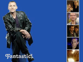 The Ninth Doctor - Wallpaper by pfeifhuhn