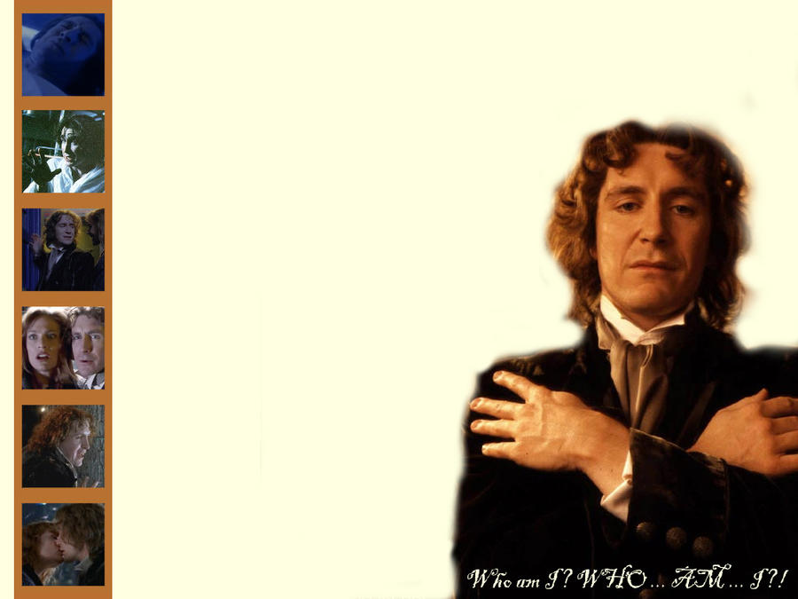 The Eighth Doctor-Wallpaper by pfeifhuhn