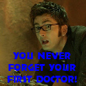 David Tennant Icon 16 by pfeifhuhn