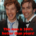 David Tennant Icon 17 by pfeifhuhn