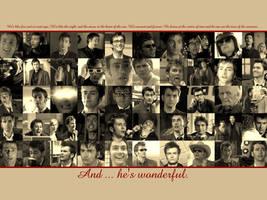 The Tenth Doctor Wallpaper 2 by pfeifhuhn