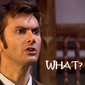 David Tennant Icon 32 by pfeifhuhn