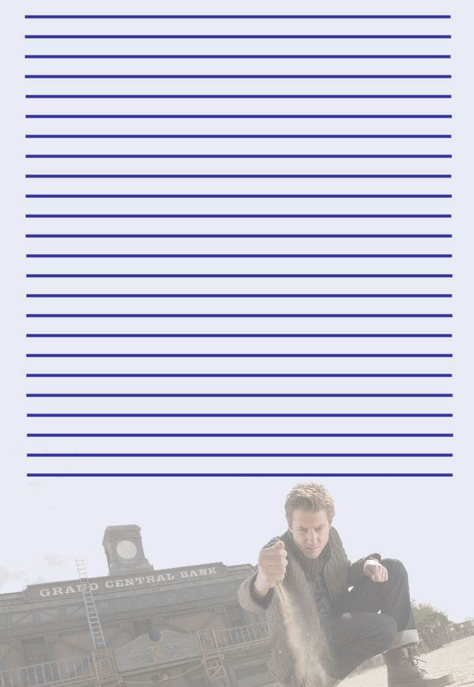 Rory Williams Stationery by pfeifhuhn