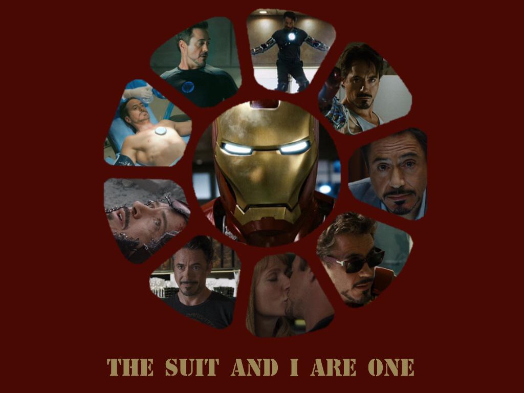 Iron Man Wallpaper by pfeifhuhn