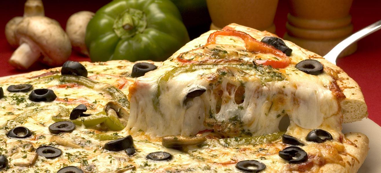 Pizza by Vespaholic