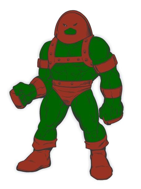 Marvel: Juggerhulk by BornAnimeFreak