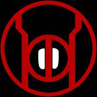Red Lantern Deadpool by BornAnimeFreak