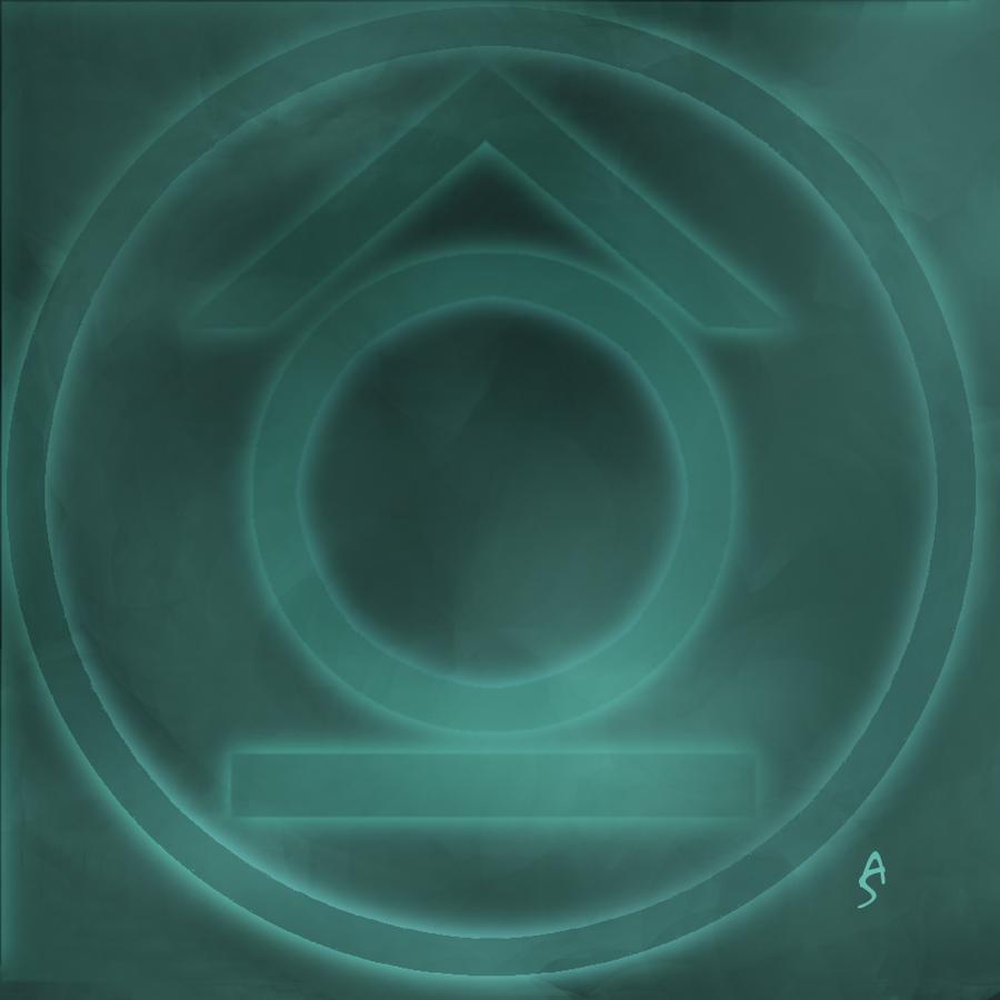 Teal lantern corps