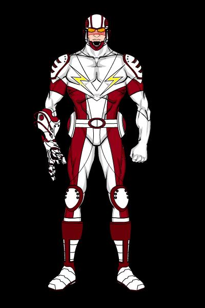 Flash 2099 [remake] by BornAnimeFreak