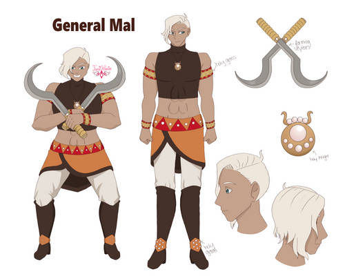 General Mal Reference