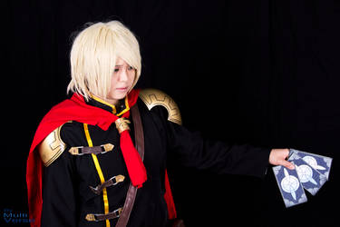 Ace - Final Fantasy Type 0 by Fendragor