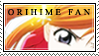 orihime stamp by shannonmari3