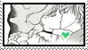 michi - and - haruka stamp by shannonmari3