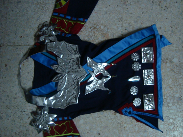 Costomer Request Costume by yeegim