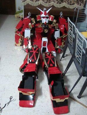 Shin Musha Gundam by yeegim