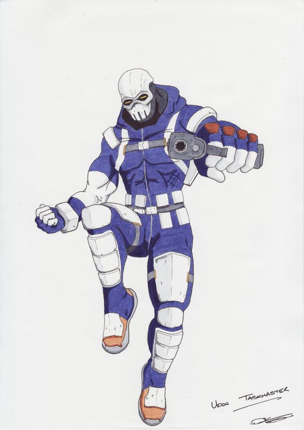 Udon Taskmaster by KurtTank