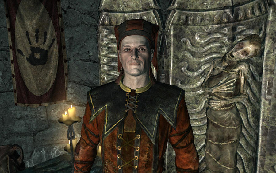 The Most Obnoxious Skyrim NPCs of All Time | The Elder