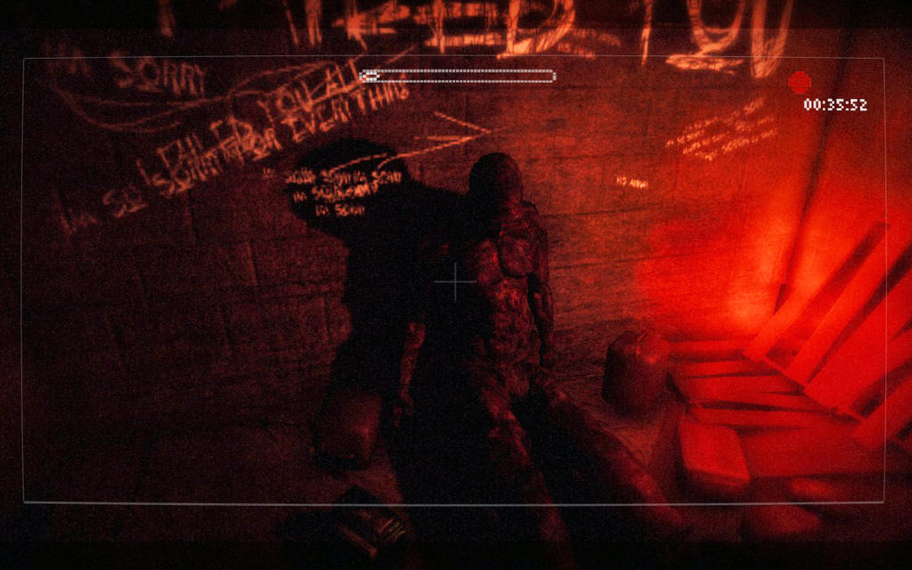 Slender The Arrival- CR's Truth and Death by vincent-is-mine