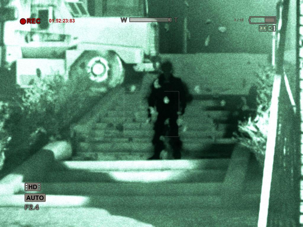 OUTLAST Whistleblower Screenshots The Walrider by vincent ...