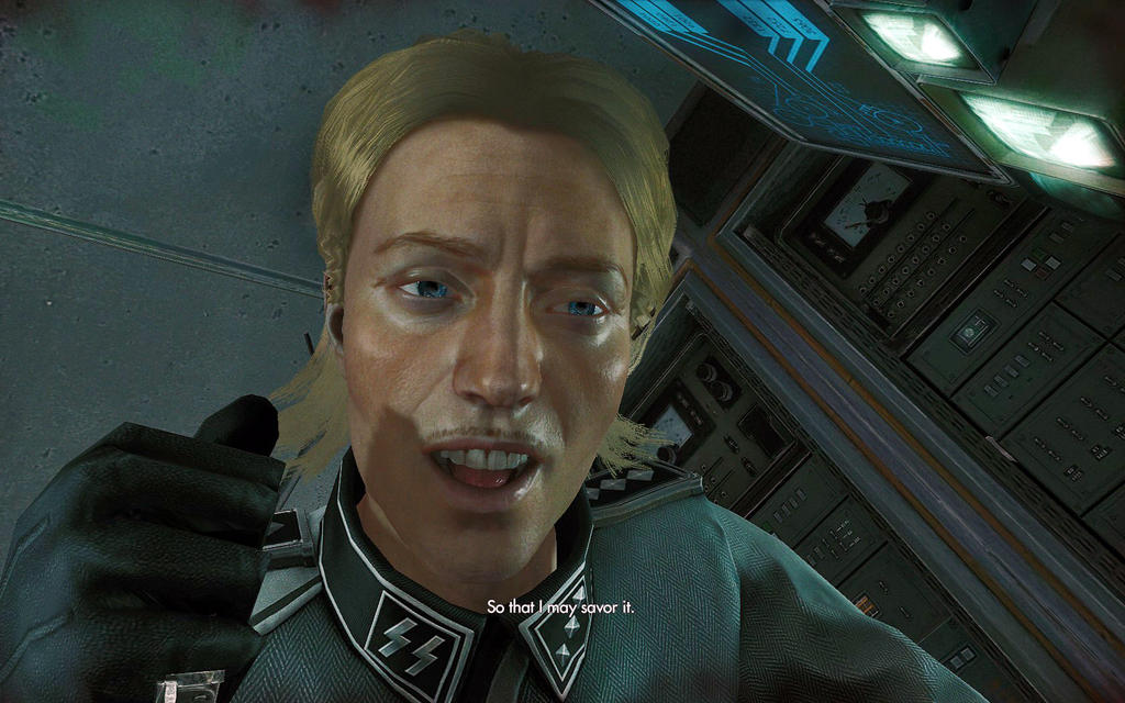 Wolfenstein  The New Colossus Venus Get Into Locked Rooms