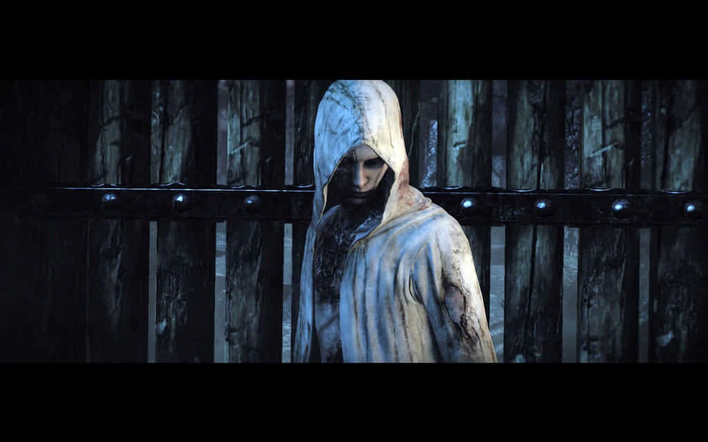The Evil Within Screenshots- Ruvik By Vincent-is-mine On