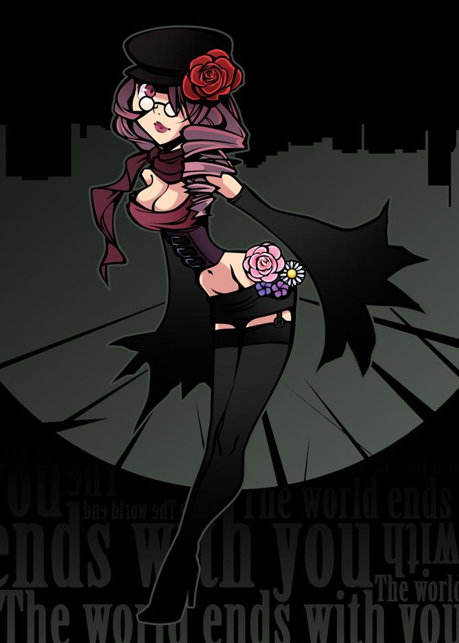 Villain: Haruko Ihara by lumi-mae