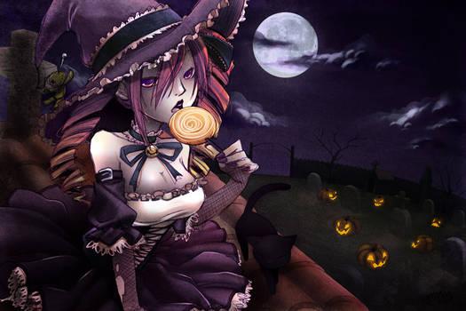 NeoTokyo Halloween