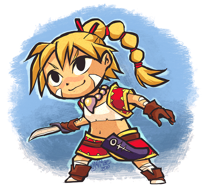 Kid by lumi-mae
