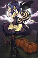Succubus Lolita by lumi-mae