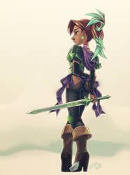 Knight by lumi-mae