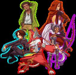 Final Fantasy favorites - pt2 by lumi-mae