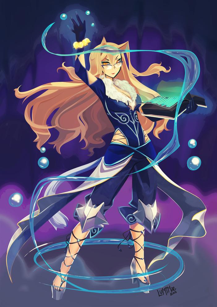 Presa - Tales of Xillia by lumi-mae