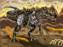 Cheirus by Creepy-Stag-Waffle