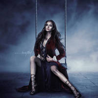 Elena Gilbert by katerinakh
