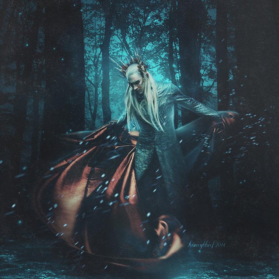 The Blue Hour (Dû Luin) Thranduil_by_katerinakh-d7yovbp