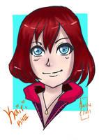 Kh3 Kairi by Animequeen111