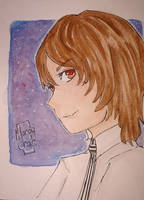 Goro The 3rd Year by Animequeen111