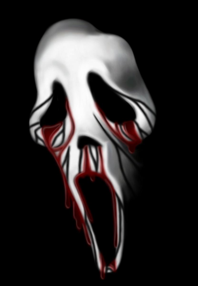 Scream Mask Design By Crazialchemist On Deviantart