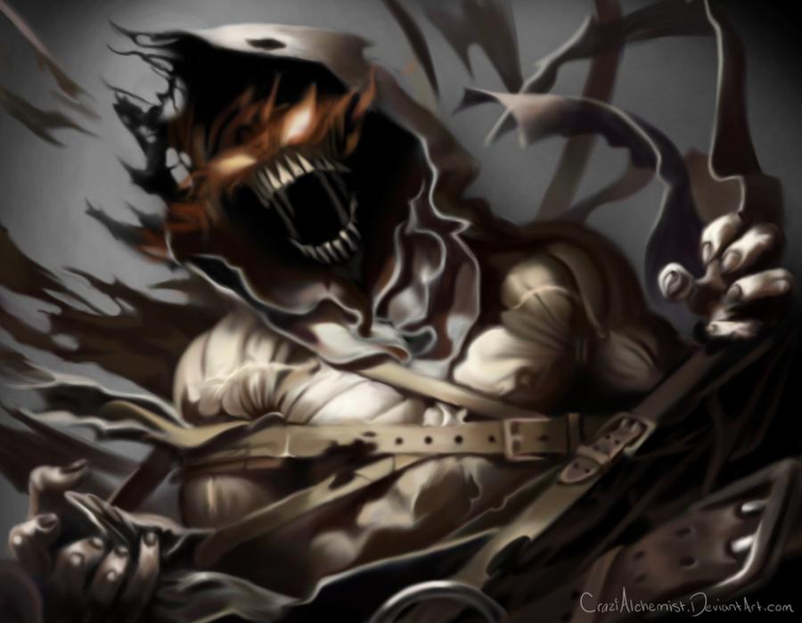 Disturbed's Asylum by CraziAlchemist